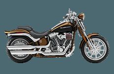 Harley Davidson Softail Springer FXSTS Bags