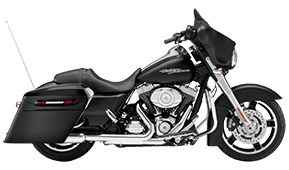 Harley Touring Bags