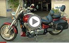Craig's Honda Motorcycle Hard Saddlebags Review
