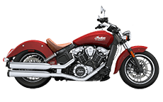 Indian Scout Saddlebags
