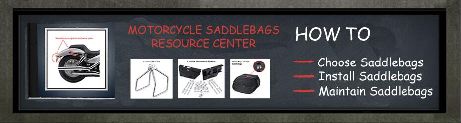Motorcycle Saddlebags Resource Center