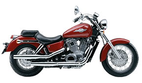 Honda Shadow Saddlebags