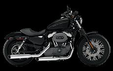 Harley Soprtster 1200 Nightster Bags