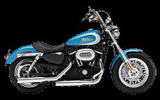 Harley Sportster 1200 Custom Bags