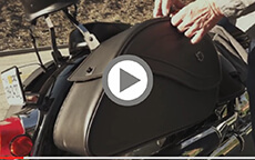 Frank's Suzuki Motorcycle Saddlebags Review