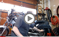 Daniel's Charger Series Motorcycle Suzuki Bags Review
