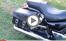 Rob's 2010 Triumph Thunderbird Thor Series Motorcycle Bags Review