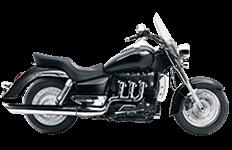 Triumph Rocket 3 Touring Saddlebags