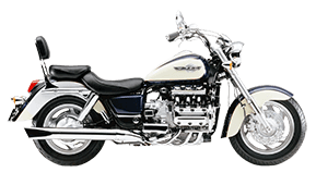 Honda Valkyrie Saddlebags