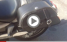 Tom's Victory Viking Bags Motorcycle Saddlebags Review