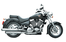 Victory V92C Saddlebags