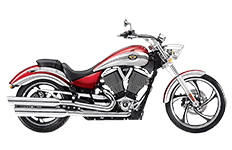 Victory Vegas Saddlebags
