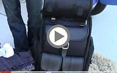 Suzuki Sissy Bar Bags Customer Video