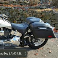 03 Harley-Davidson Softail Fat Boy w/ Lamellar Hard Saddlebags