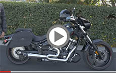 2015 Yamaha Raider Motorcycle Saddlebags Review