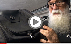 Harley Tail Bags Customer Video