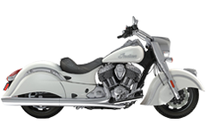 Indian Chief Classic Saddlebags