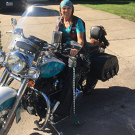 christy reed 2016 harley softail deluxe