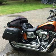 Daniel's Harley Dyna Low Rider