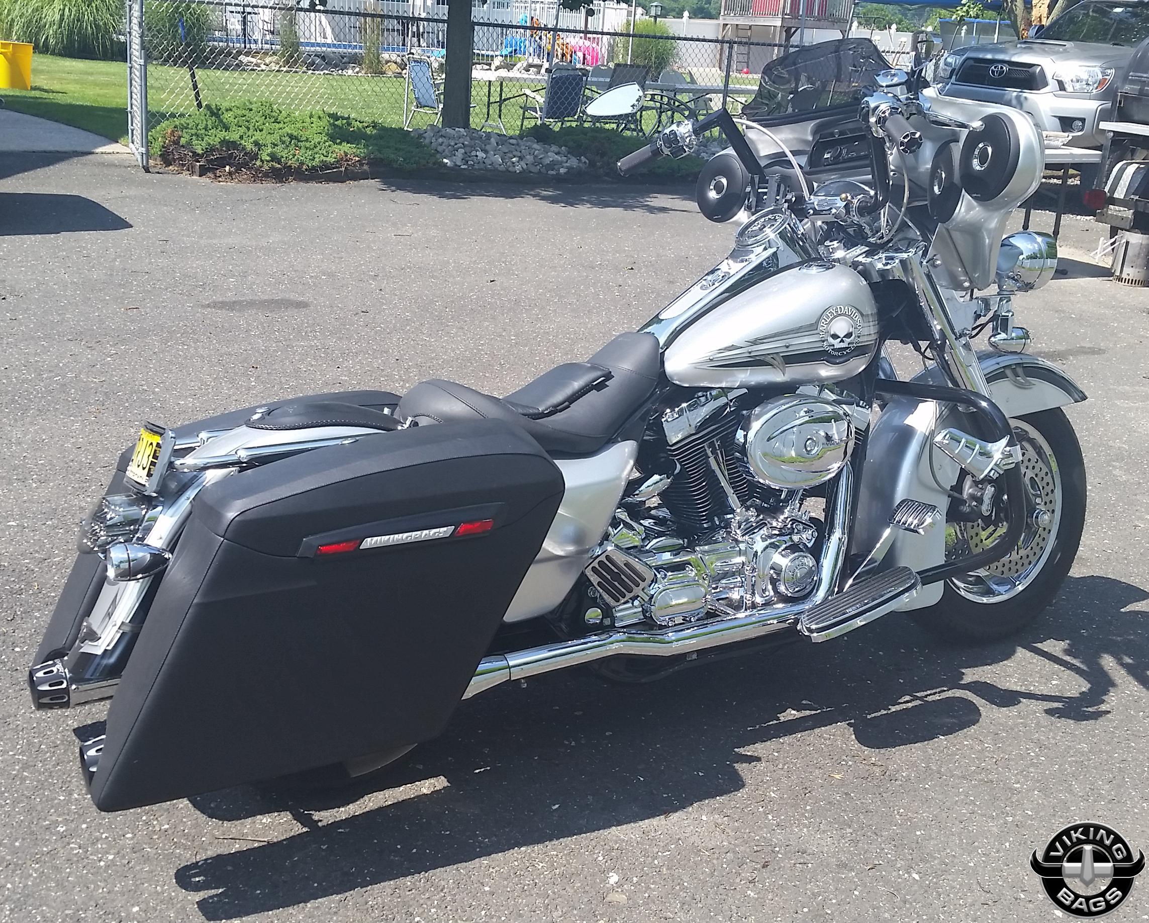 Harley Touring Saddlebags  Shop Bags for Harley Touring