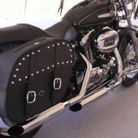 Fred's Harley Sportster 1200 Custom