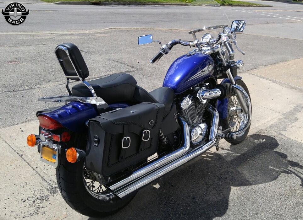 Honda Shadow Aero >> Honda Shadow Saddlebags. Shop Bags for Honda Shadow