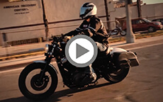Kawasaki Vulcan customer motorcycle saddlebag videos