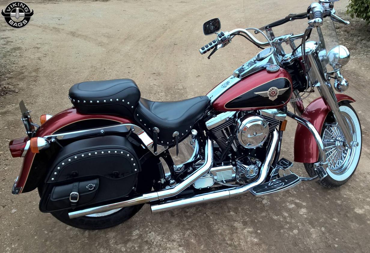 Customer Motorcycle Saddlebags Photo Gallery Vikingbags