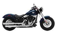 Softail Slim Saddlebags