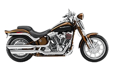 Softail Springer FXSTS Saddlebags