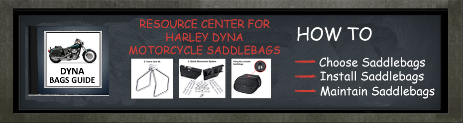 harley dyna saddlebags guide