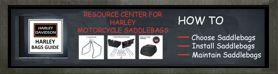 Resource Guide For Harley Davidson Saddlebags