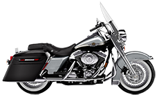Harley Road King Saddlebags