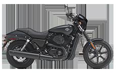 Harley Davidson Street 500 Bags