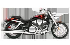 Honda VTX 1800 C Saddlebags