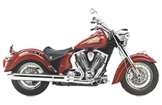 Indian Chief Standard Saddlebags
