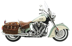 Indian Chief Vintage Saddlebags