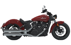 Indian Scout Motorcycle Saddlebags