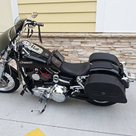 jimmonroe's-2011superglide-Motorcycle-Saddlebag-photo