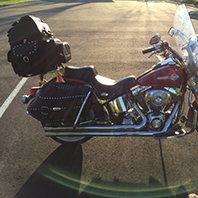 josephgrape-04harleyheritagesoftailclassic-Customer-Motorcycle-Saddlebag-photo