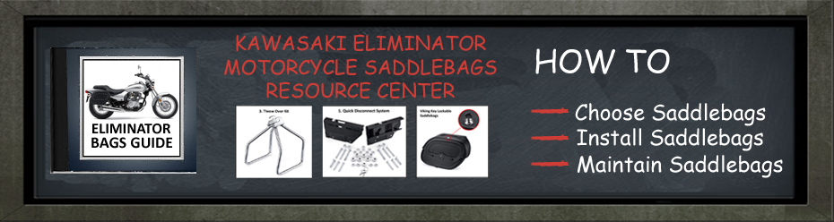 Kawasaki Eliminator Motorcycle Saddlebags Resource Center