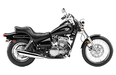 Kawasaki Vulcan 500 Saddlebags