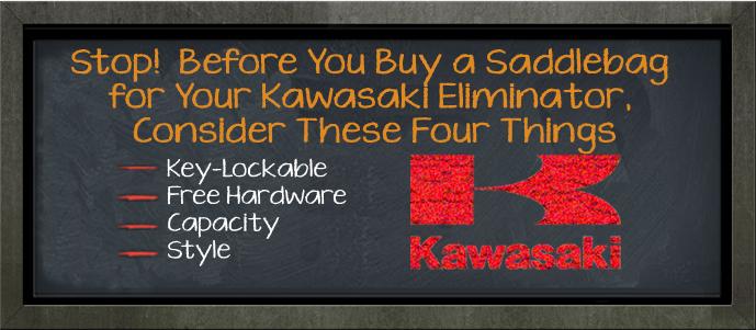 kawasaki eliminator black board
