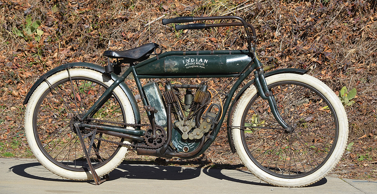 5 Vintage Motorcycles 4 Sale Viking Bags