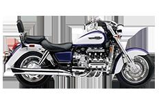 Honda Valkyrie Motorcycle Bags