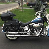 michael's-harley-davidson-motorcycle-saddlebag-photo