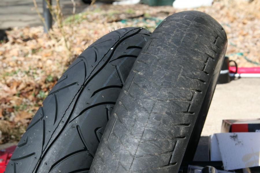 new tires radial vs bias ply viking bags. Black Bedroom Furniture Sets. Home Design Ideas