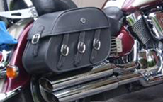 Dan's '01 Suzuki Boulevard C90 w/ Trianon Series Saddlebags