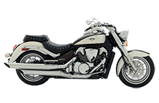 Suzuki boulevard C109 Motorcycle Saddlebags