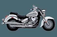 Suzuki Boulevard C50 VL800 Motorcycle Saddlebags